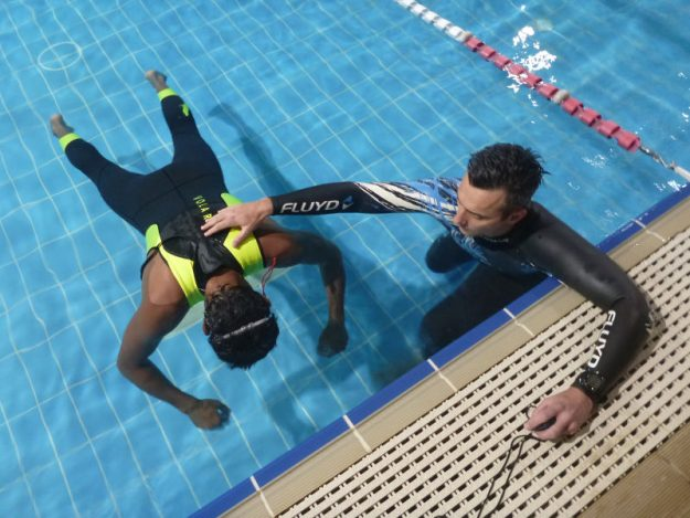 Freediving Rules for Static Apnea